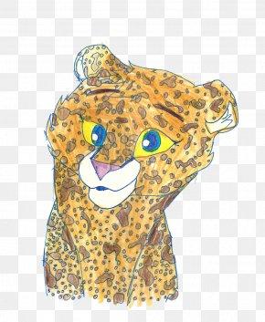 Cheetah - Cheetah Leopard Jaguar Tiger Felidae PNG