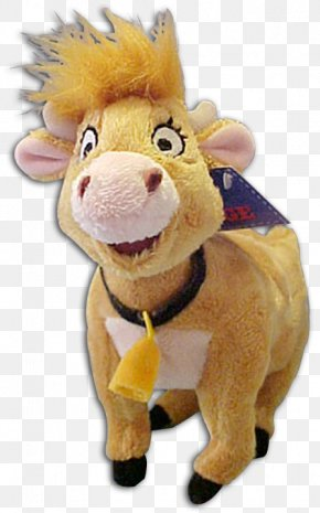 Stuffed Animals Cuddly Toys - Stuffed Animals & Cuddly Toys Cattle Snout Plush Mammal PNG