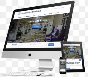 Web Design - Digital Marketing Responsive Web Design PNG