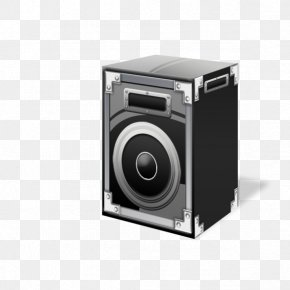 Sound,speaker - Loudspeaker Computer Speakers Sound Icon PNG