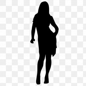 Woman Silhouette - Woman Silhouette Clip Art PNG