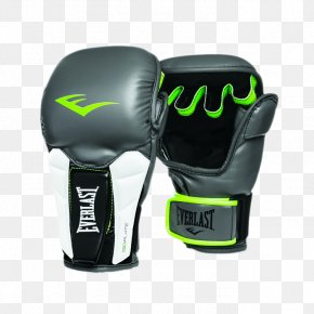 Boxing - Boxing Glove Everlast MMA Gloves Mixed Martial Arts PNG