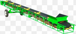 Conveyor Belt Conveyor System Manufacturing Heavy Machinery Bulk Material Handling PNG