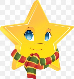 Star Cartoon Animated - Clip Art Image Vector Graphics PNG