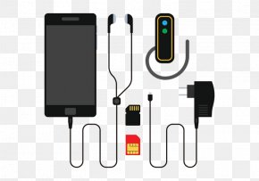 Mobile Phones And Chargers - Battery Charger Mobile Phone Smartphone Electricity PNG