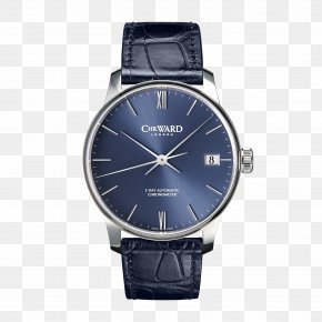 Watch - Chronometer Watch COSC Automatic Watch Christopher Ward PNG
