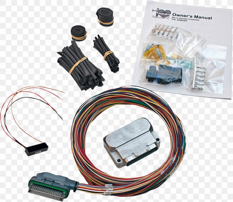 electrical wires & cable cable harness wiring diagram thunderheart electronic harness controller thunderheart wiring harness diagram #10