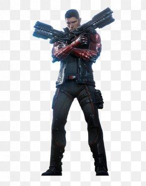 Cosplay - Shadowrun Fortnite Cosplay Paragon Cyberpunk 2020 PNG