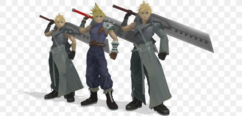 Cloud Strife Final Fantasy Vii Final Fantasy Xv Sephiroth