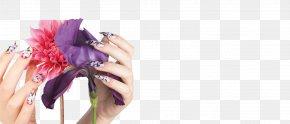 Nail Posters Figure - Nail Salon Nail Polish Nail Art PNG