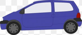 Twingo - Sports Car Clip Art: Transportation Openclipart PNG