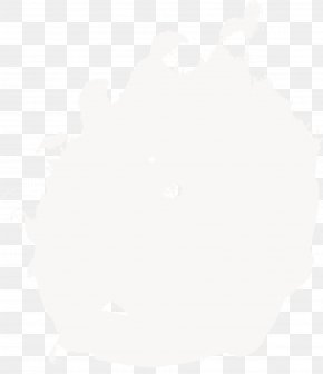 Hand Painted White Circle - Pizza White Circle Angle Pattern PNG