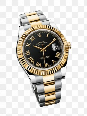 Watch - Rolex Datejust Automatic Watch Longines PNG