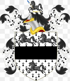 Connecticut Coat Of Arms Of The Washington Family Crest Gules PNG