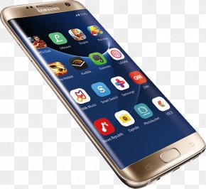 Smartphone - Samsung GALAXY S7 Edge Samsung Galaxy Note 7 Samsung Galaxy S8 LG V20 PNG