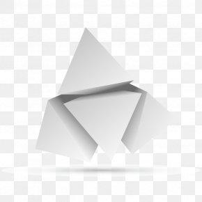 Vector Three-dimensional Triangular - Triangle Polygon Euclidean Vector PNG
