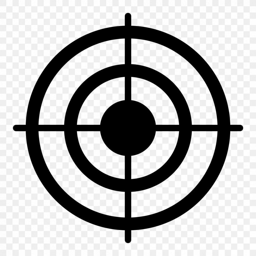 Vector Graphics Clip Art Shooting Targets Bullseye Png