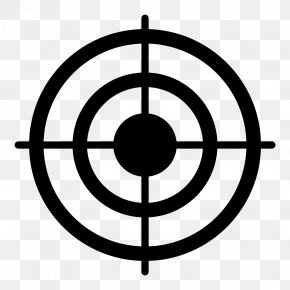 Target Clip Art Transparent Background - Vector Graphics Clip Art Shooting Targets Bullseye PNG