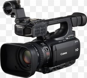 Camera - Canon XF100 Camcorder Professional Video Camera Video Cameras PNG