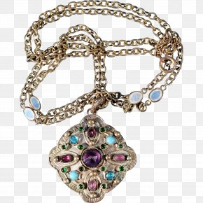 Jewellery - Jewellery Charms & Pendants Necklace Antique Chain PNG