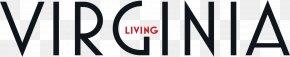 People Logo Design - Northern Virginia Virginia Living Logo Magazine Design PNG