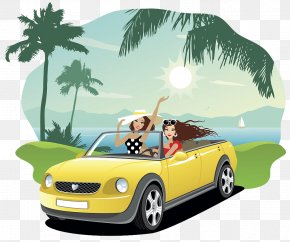 Illustrations Relax The Mood For A Ride - Drawing Cartoon Stock Illustration Illustration PNG