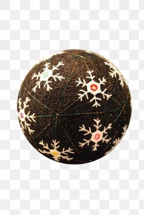 Temari Balls Vector Snowflakes - Japanese Cuisine Temari Craft PNG