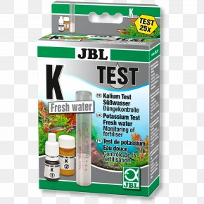 Water - Potassium Fresh Water Nutrient JBL K Kalium PNG