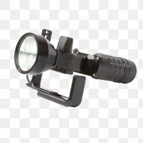 Light Flare - Flashlight Light-emitting Diode Battery Charger Dive Light PNG