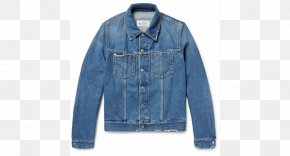 Jacket - Jacket Denim Jeans Sleeve Textile PNG