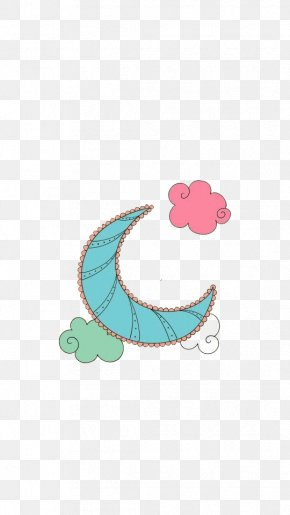 Cartoon Moon - Ramadan Muslim Fasting In Islam Rani Juice PNG