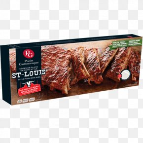 Barbecue - Spare Ribs Barbecue Sauce Beef PNG