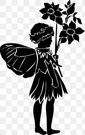 Fairy - Fairy Wall Decal Paper Sticker Flower Fairies PNG