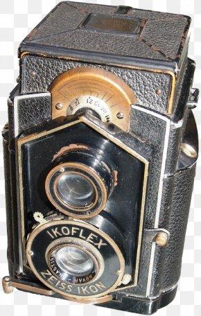 Vintage Camera - Camera Lens Photography PNG