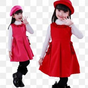 Kids - Childrens Clothing Skirt Sleeve PNG