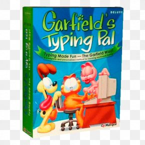 Gar - Computer Keyboard Garfield Typing Computer Software PNG