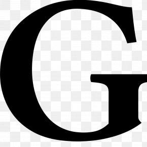 Harp - Letter Typeface G Linux Libertine Font PNG