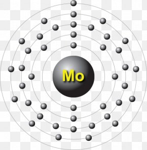 Bohr Model Electron Configuration Atomic Number Chemical Element PNG