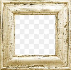 Creative Golden Frame - Picture Frame Window Film Frame PNG