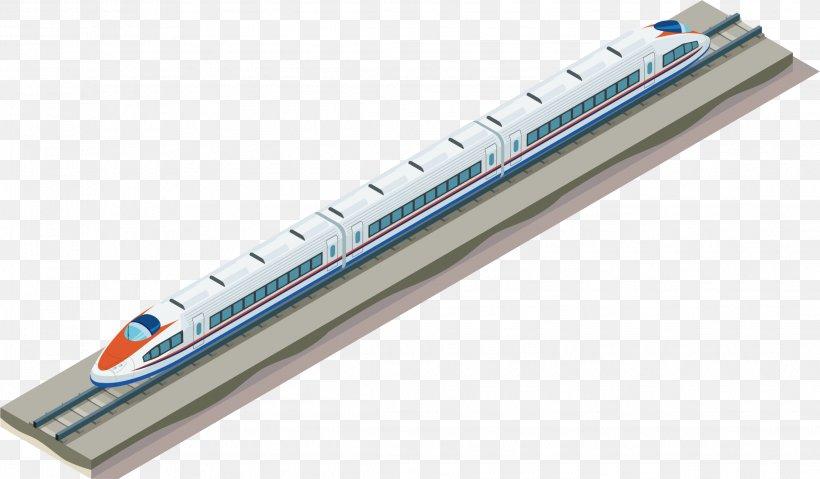 Train Track Taiwan High Speed Rail, PNG, 2265x1324px, Train, Brand, Cargo, Highspeed Rail, Taiwan High Speed Rail Download Free