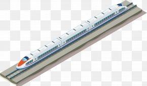 Train - Train Track Taiwan High Speed Rail PNG