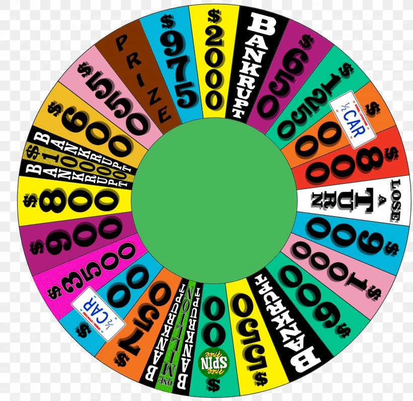 Wheel Of Fortune 2 Video Game Clip Art, PNG, 2886x2803px, Wheel Of Fortune 2, Animation, Area, Brand, Game Show Download Free