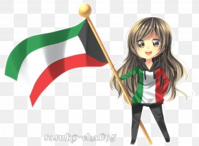 Welcome National Day - Kuwait National Day Kuwait National Day Flag Of Kuwait Drawing PNG