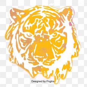 Tiger - Tiger Lion Clip Art Vector Graphics PNG