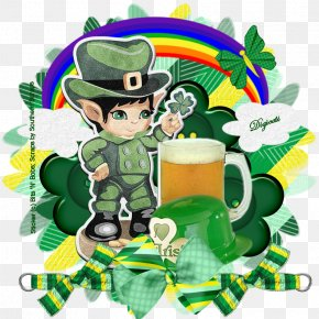 Saint Patrick's Day - Leprechaun 0 Saint Patrick's Day Clip Art PNG
