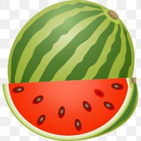 Cartoon Watermelon Summer - Watermelon Fruit International Availability Of Fanta Clip Art PNG