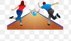Vector Bowling - Ten-pin Bowling Bowling At The 2014 Asian Games Poster PNG