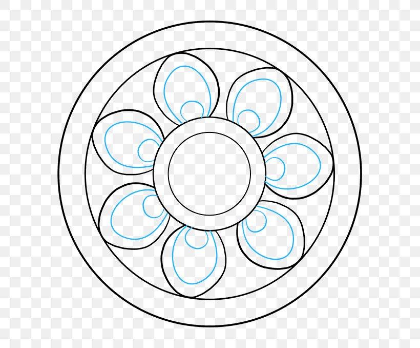 Mandala Drawing Image Zentangles Tutorial Png 680x678px Mandala Art Coloring Book Doodle Drawing Download Free