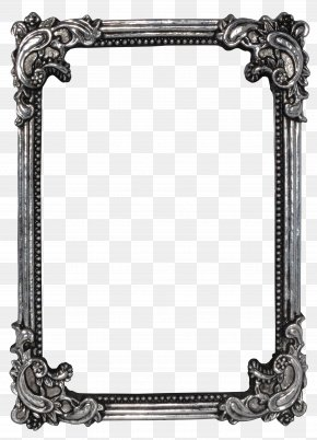 Antique - Picture Frames Digital Photo Frame Clip Art PNG