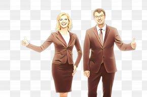 Businessperson Gentleman - Suit Gesture Standing Formal Wear Finger PNG